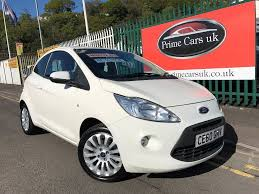 2010 60 reg ford ka 1 2 zetec 3dr petrol 5 speed manual alloys