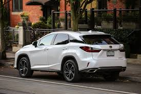 lexus rx 350 interior 2017 2017 lexus rx 350 review autoguide com news