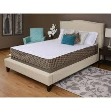 stylish flippable queen mattress sullivan 8 inch flippable queen