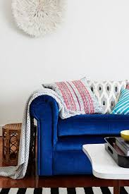 Colorful Sofas What I See A Lot On Pinterest Colorful Sofas Jest Cafe