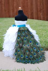 peacock wedding peacock peacock feather bustle peacock wedding