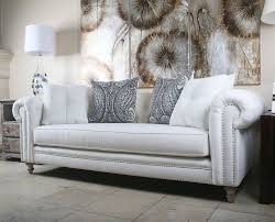 Chesterfield Sofa Linen by 30 Inspirations Of Tufted Linen Sofas