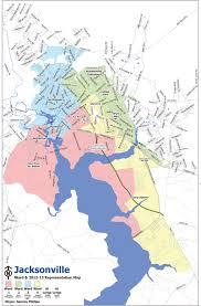 Jacksonville Map Jacksonville Nc Official Website Ward Maps