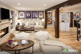 ashton kutcher u0027s parents u0027 basement traditional basement