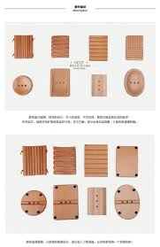 wood beech soap dishes can leak water fashion shower soap tray
