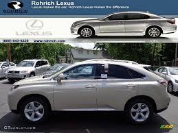 2013 lexus rx colors 2013 satin metallic lexus rx 350 awd 66337756 gtcarlot