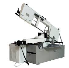semi automatic horizontal bandsaw machine cas tech