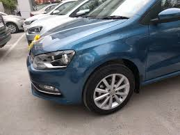 vw polo highline plus in 7 live images of new features