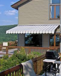 Sun Awnings For Decks All About Gutters Deck Awnings