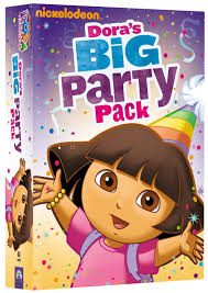 Yo Gabba Gabba Party Ideas by Yo Gabba Gabba Party In A Box And Dora U0027s Big Party Pack Giveaway