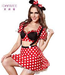 Minnie Mouse Womens Halloween Costume Popular Minnie Mouse Costumes Buy Cheap Minnie Mouse