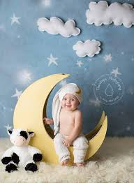 baby photography props moon prop the original newborn photography prop moon moon