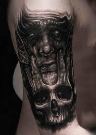 skull tattoos elaxsir