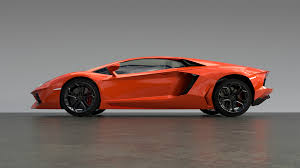 lamborghini back png aventador renders revisited