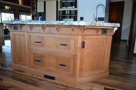 quarter sawn oak cabinets craftsman island cabinet detail quarter sawn oak william pepper