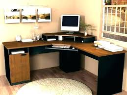 oak corner desks for home corner desks for home desks for small spaces shallow computer desk