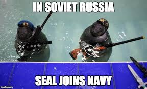 Navy Seal Meme - image tagged in russian navy seals imgflip