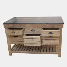 desserte de cuisine bois desserte cuisine bois galerie avec ilot central bois massif avec
