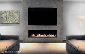 fireplace in basement home decorating interior design bath