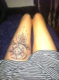 15 lovely moon tattoos for and pop
