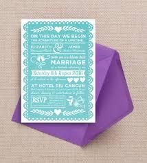 themed wedding invitations 10 mexican themed destination wedding invitations