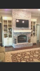 fireplace top how to attach mantle to brick fireplace decor