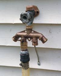 How To Replace A Water Faucet Outside Plumbing The Garden Fine Gardening