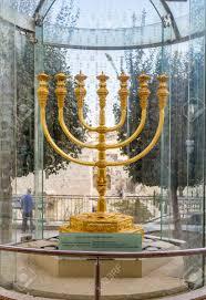 jerusalem menorah jerusalem israel december 8 golden menorah in quarter
