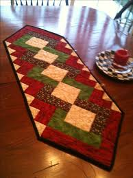 25 unique runner ideas on quilted table