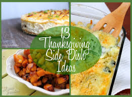 13 thanksgiving side dish ideas pennywise cook