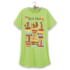 book nut nightshirt best selling gifts clothing accessories