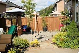 Grassless Backyard Ideas Our Backyard Jones Design Company