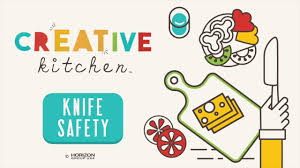 creative kitchen knives creative kitchen knife safety tips for kids youtube