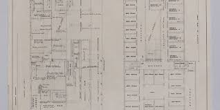 ink u0026 pencil drawing alterations ground u0026 first floor plans