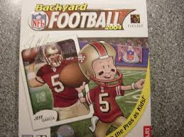 backyard football 2004 pc 2003 ebay