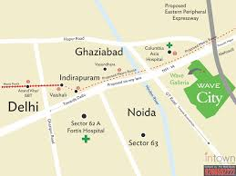 Galleria Mall Store Map Wave City Galleria Nh 24 Intown Group 9266552222 Wave City