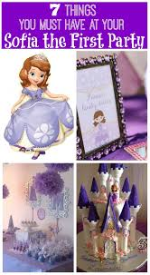 sofia the party ideas 7 things you must at your sofia the party catch my party