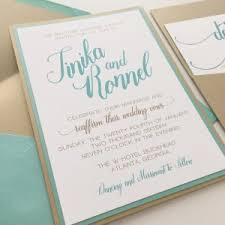Wedding Invitations Atlanta The Big Fake Wedding Oh My Designs By Steph