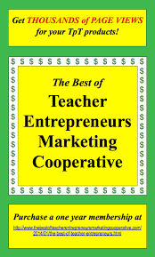 the best of teacher entrepreneurs ii language arts lesson