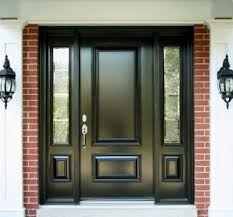 Interior Doors Painted Black by 20 Photos Of Modern Home Door Ideas Home Decor Pinterest