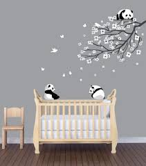 best 25 panda nursery ideas on pinterest panda art wall decals