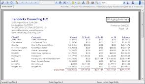 accounts receivable report template invoice aging report excel template invoice aging report excel