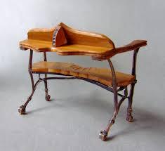 chin lee gaudi chapel bench by iulia chin lee