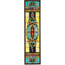 antique stained glass transom window pin by christine pierroz on stained glass projects pinterest