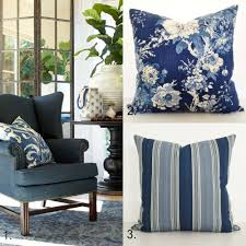 Blue And White Home Decor Blue And White Cushion Collection Hamptons Style Hamptons