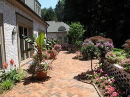 Backyard Paver Designs Collection Paver Ideas For Backyard