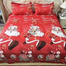 Duvet Covers Kids Aliexpress Com Buy 3d Christmas Gift Santa Claus Bedding Sets