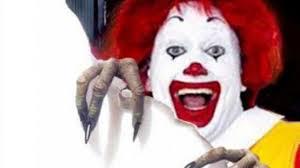 Ronald Mcdonald Halloween Costume U0027 Remade Ronald Mcdonald Replacing Pennywise Clown