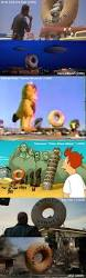 Stark Malibu Mansion Geek Bits Celebrate National Donut Day In Sci Fi Movies Rent