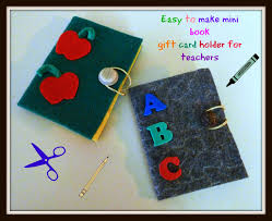 gift card book make it easy crafts mini book gift card holder for your favorite